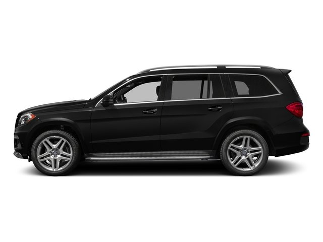 2015 Mercedes-Benz GL-Class Prices and Values Utility 4D GL350 BlueTEC 4WD V6 side view