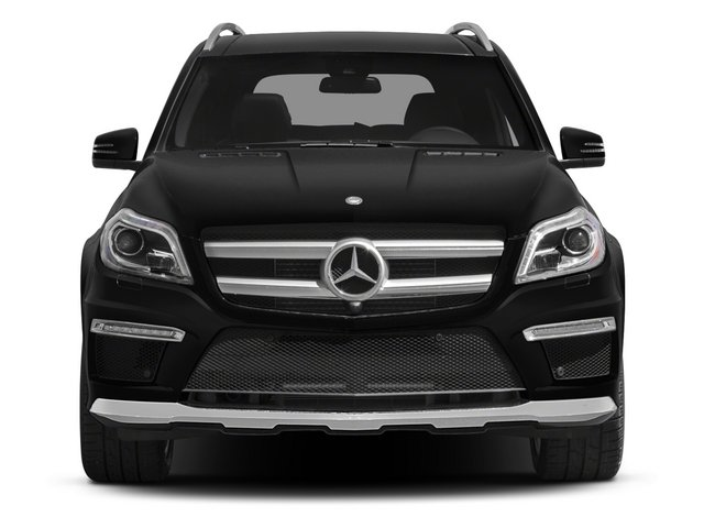 2015 Mercedes-Benz GL-Class Prices and Values Utility 4D GL350 BlueTEC 4WD V6 front view
