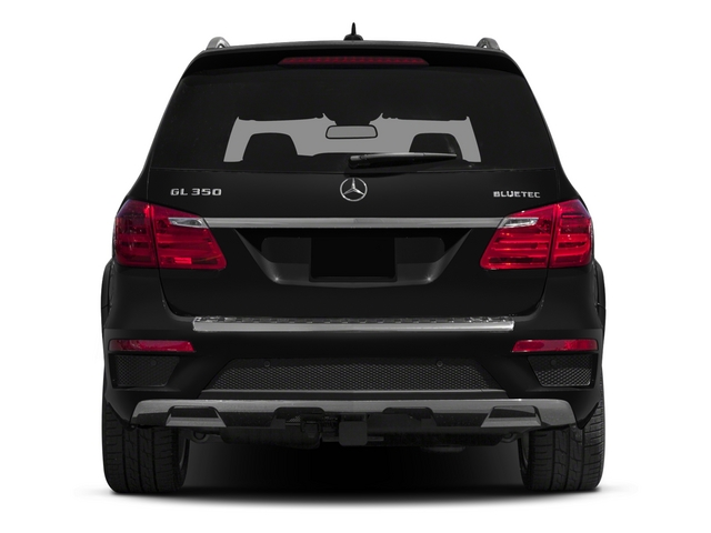 2015 Mercedes-Benz GL-Class Prices and Values Utility 4D GL350 BlueTEC 4WD V6 rear view