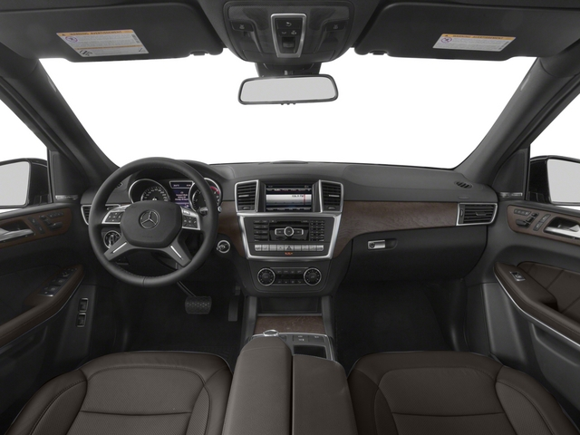 2015 Mercedes-Benz GL-Class Prices and Values Utility 4D GL350 BlueTEC 4WD V6 full dashboard
