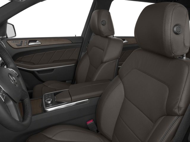 2015 Mercedes-Benz GL-Class Prices and Values Utility 4D GL350 BlueTEC 4WD V6 front seat interior