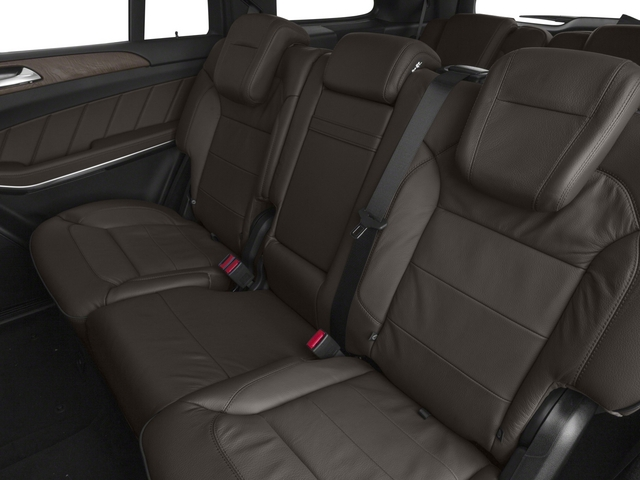 2015 Mercedes-Benz GL-Class Prices and Values Utility 4D GL350 BlueTEC 4WD V6 backseat interior