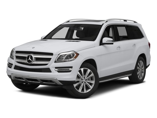 2015 Mercedes-Benz GL-Class Prices and Values Utility 4D GL450 4WD V6 side front view