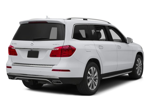 2015 Mercedes-Benz GL-Class Pictures GL-Class Utility 4D GL450 4WD V6 photos side rear view