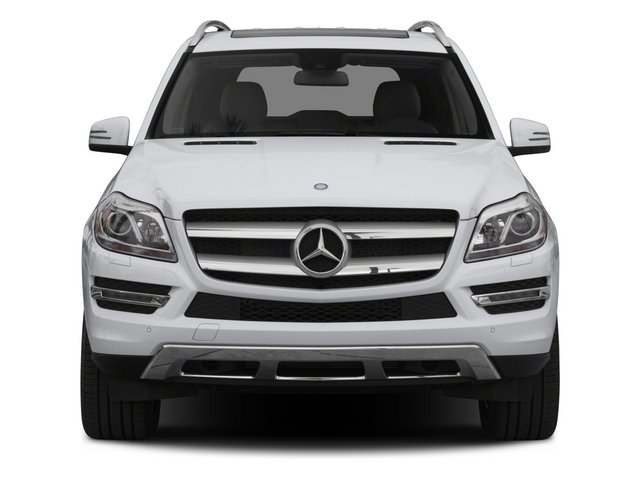 2015 Mercedes-Benz GL-Class Prices and Values Utility 4D GL450 4WD V6 front view