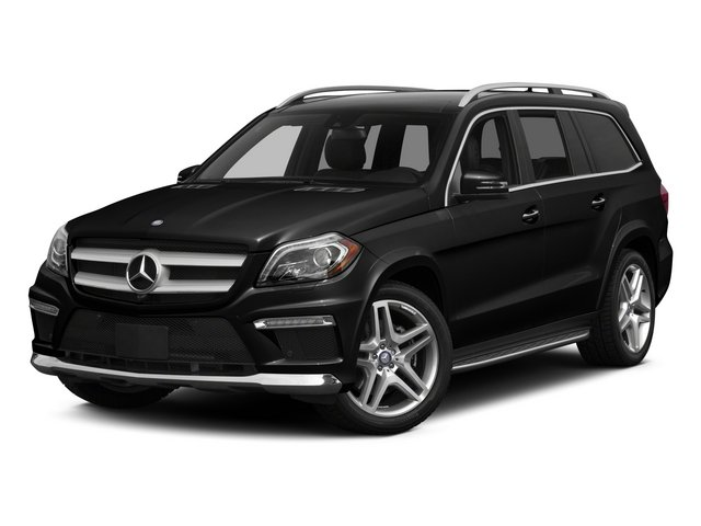 2015 Mercedes-Benz GL-Class Prices and Values Utility 4D GL550 4WD V8 side front view