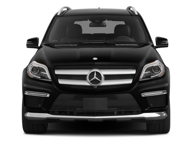 2015 Mercedes-Benz GL-Class Prices and Values Utility 4D GL550 4WD V8 front view