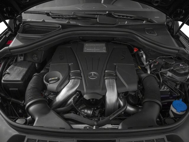 2015 Mercedes-Benz GL-Class Prices and Values Utility 4D GL550 4WD V8 engine