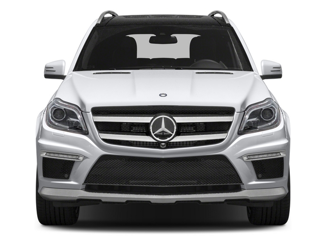 2015 Mercedes-Benz GL-Class Pictures GL-Class Utility 4D GL63 AMG 4WD V8 photos front view