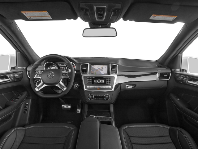 2015 Mercedes-Benz GL-Class Pictures GL-Class Utility 4D GL63 AMG 4WD V8 photos full dashboard