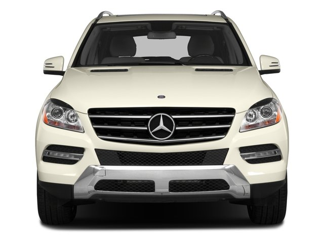 2015 Mercedes-Benz M-Class Prices and Values Utility 4D ML350 2WD V6 front view