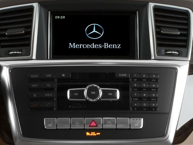 2015 Mercedes-Benz M-Class Prices and Values Utility 4D ML350 2WD V6 stereo system