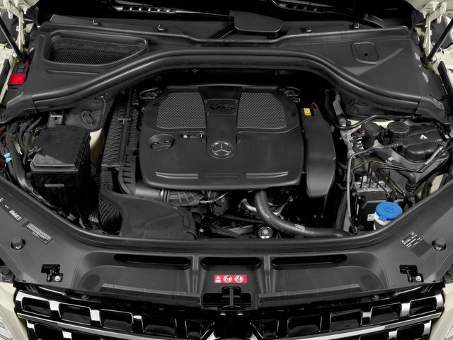 2015 Mercedes-Benz M-Class Prices and Values Utility 4D ML350 2WD V6 engine