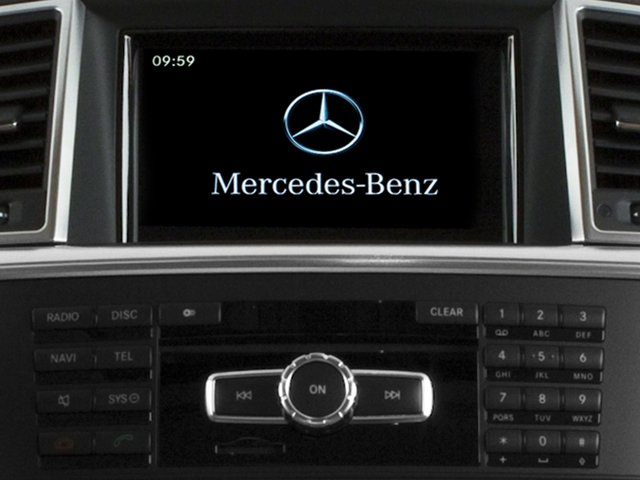 2015 Mercedes-Benz M-Class Prices and Values Utility 4D ML350 2WD V6 navigation system
