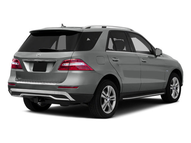 2015 Mercedes-Benz M-Class Prices and Values Util 4D ML250 BlueTEC AWD I4 T-Dsl side rear view