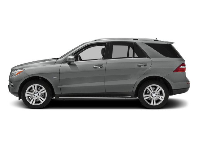 2015 Mercedes-Benz M-Class Prices and Values Util 4D ML250 BlueTEC AWD I4 T-Dsl side view