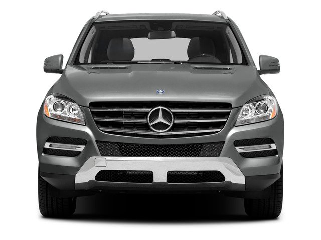 2015 Mercedes-Benz M-Class Prices and Values Util 4D ML250 BlueTEC AWD I4 T-Dsl front view