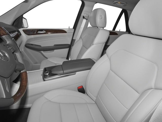 2015 Mercedes-Benz M-Class Prices and Values Util 4D ML250 BlueTEC AWD I4 T-Dsl front seat interior