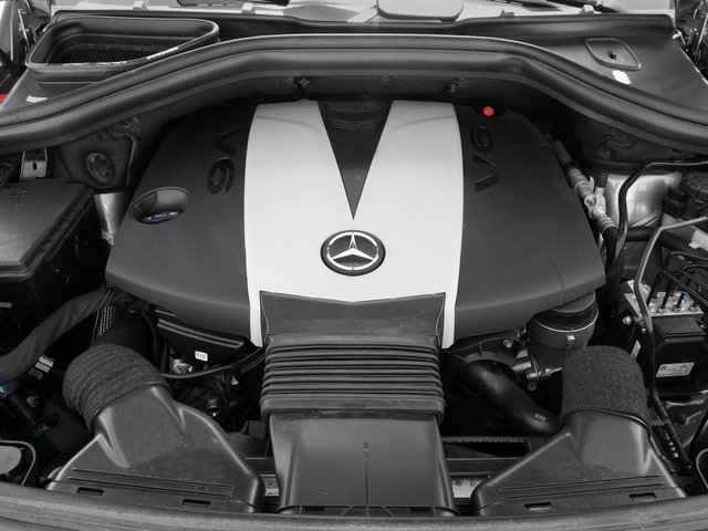 2015 Mercedes-Benz M-Class Prices and Values Util 4D ML250 BlueTEC AWD I4 T-Dsl engine
