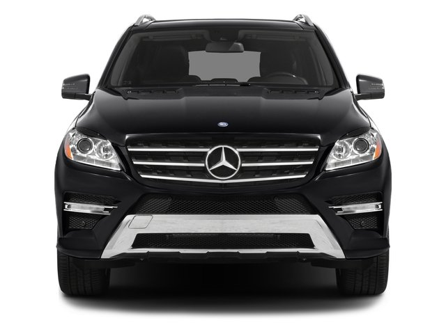 2015 Mercedes-Benz M-Class Prices and Values Utility 4D ML400 AWD V6 Turbo front view