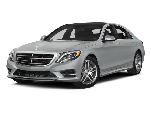 2015 Mercedes-Benz S-Class Prices and Values Sedan 4D S550 V8