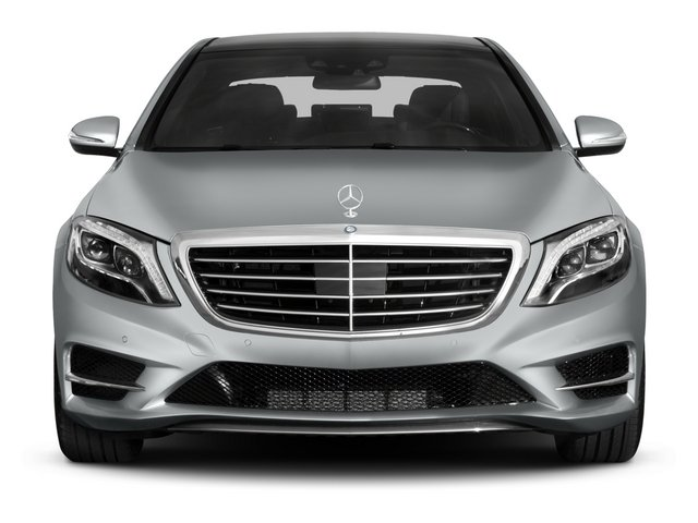 2015 Mercedes-Benz S-Class Prices and Values Sedan 4D S550 V8 front view