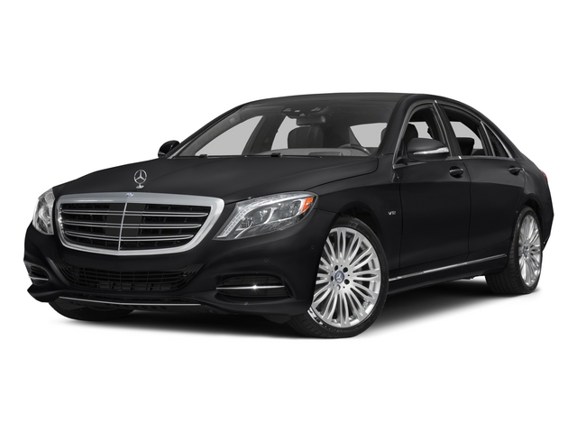 2015 Mercedes-Benz S-Class Pictures S-Class Sedan 4D S600 V12 photos side front view
