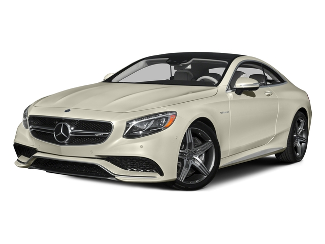 2015 Mercedes-Benz S-Class Prices and Values Coupe 2D S63 AMG AWD V8 Turbo side front view
