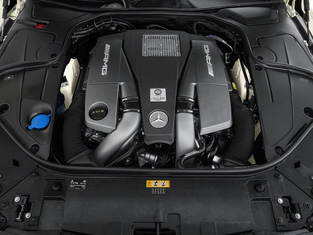 2015 Mercedes-Benz S-Class Prices and Values Coupe 2D S63 AMG AWD V8 Turbo engine