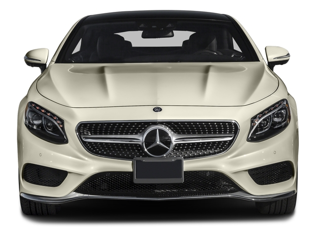 2015 Mercedes-Benz S-Class Pictures S-Class Coupe 2D S550 AWD V8 Turbo photos front view