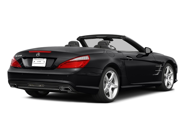 2015 Mercedes-Benz SL-Class Prices and Values Roadster 2D SL550 V8 Turbo side rear view