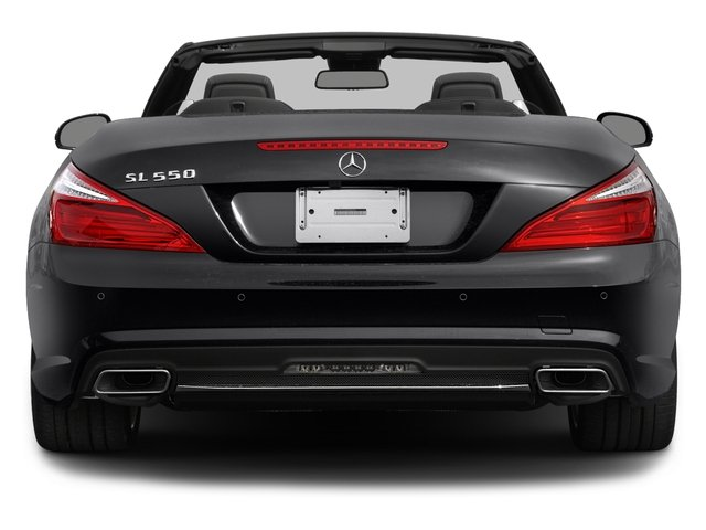 2015 Mercedes-Benz SL-Class Prices and Values Roadster 2D SL550 V8 Turbo rear view