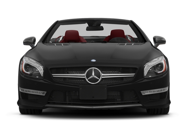 2015 Mercedes-Benz SL-Class Prices and Values Roadster 2D SL63 AMG V8 Turbo front view