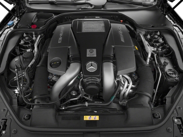2015 Mercedes-Benz SL-Class Prices and Values Roadster 2D SL63 AMG V8 Turbo engine