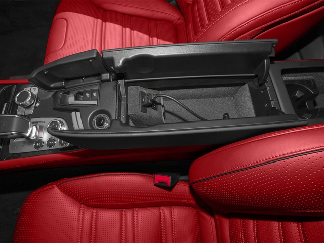 2015 Mercedes-Benz SL-Class Prices and Values Roadster 2D SL63 AMG V8 Turbo center storage console