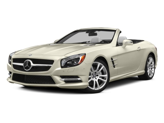 2015 Mercedes-Benz SL-Class Pictures SL-Class Roadster 2D SL400 V6 Turbo photos side front view