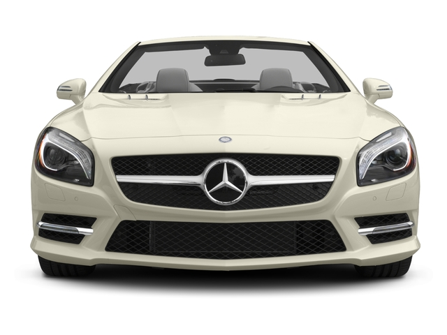 2015 Mercedes-Benz SL-Class Pictures SL-Class Roadster 2D SL400 V6 Turbo photos front view