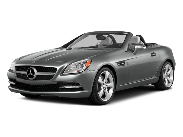 2015 Mercedes-Benz SLK-Class Prices and Values Roadster 2D SLK350 V6