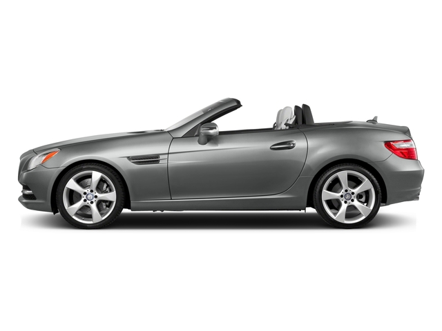 2015 Mercedes-Benz SLK-Class Prices and Values Roadster 2D SLK350 V6 side view