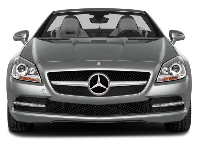 2015 Mercedes-Benz SLK-Class Prices and Values Roadster 2D SLK350 V6 front view