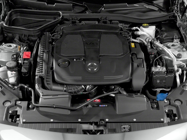 2015 Mercedes-Benz SLK-Class Prices and Values Roadster 2D SLK350 V6 engine