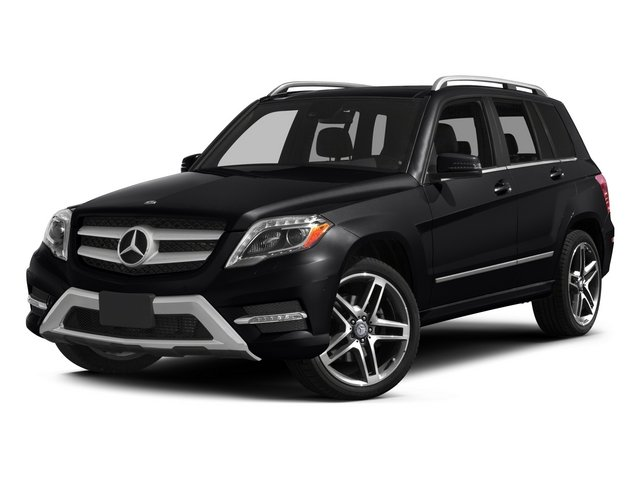 2015 Mercedes-Benz GLK-Class Prices and Values Utility 4D GLK250 BlueTEC AWD I4 side front view