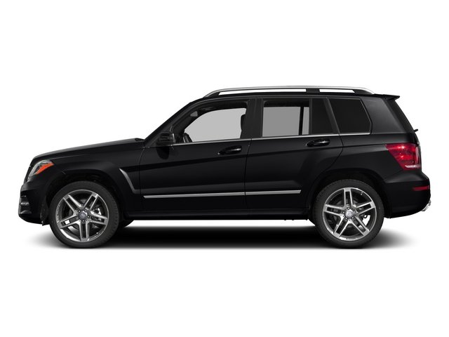 2015 Mercedes-Benz GLK-Class Pictures GLK-Class Utility 4D GLK250 BlueTEC AWD I4 photos side view