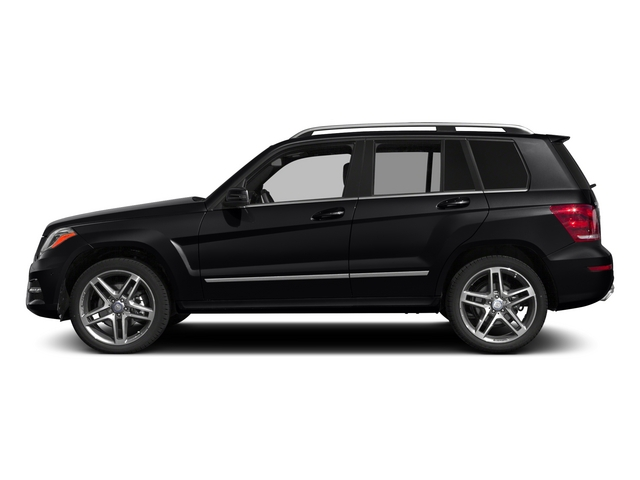 2015 Mercedes-Benz GLK-Class Prices and Values Utility 4D GLK250 BlueTEC AWD I4 side view