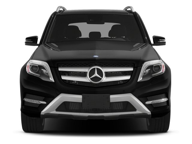 2015 Mercedes-Benz GLK-Class Prices and Values Utility 4D GLK250 BlueTEC AWD I4 front view