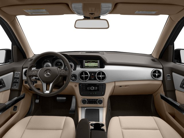 2015 Mercedes-Benz GLK-Class Prices and Values Utility 4D GLK350 2WD V6 full dashboard