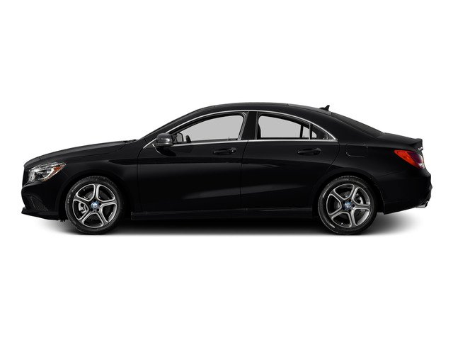 2015 Mercedes-Benz CLA-Class Prices and Values Sedan 4D CLA250 I4 Turbo side view