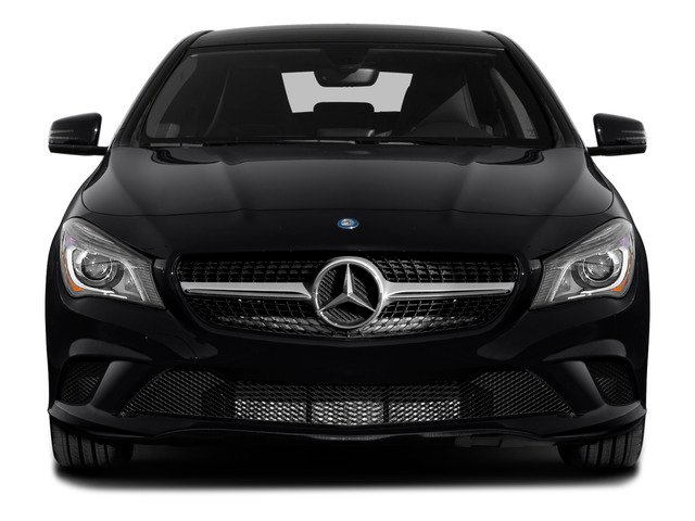 2015 Mercedes-Benz CLA-Class Prices and Values Sedan 4D CLA250 I4 Turbo front view