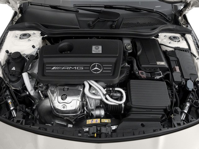 2015 Mercedes-Benz CLA-Class Prices and Values Sedan 4D CLA45 AMG AWD I4 Turbo engine