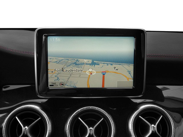 2015 Mercedes-Benz CLA-Class Prices and Values Sedan 4D CLA45 AMG AWD I4 Turbo navigation system